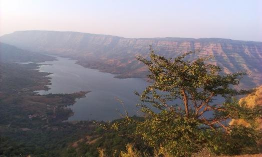 View : Mahabaleshwar, India