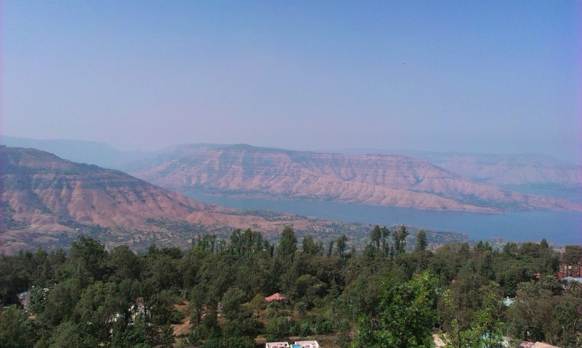 View : Panchgani, India