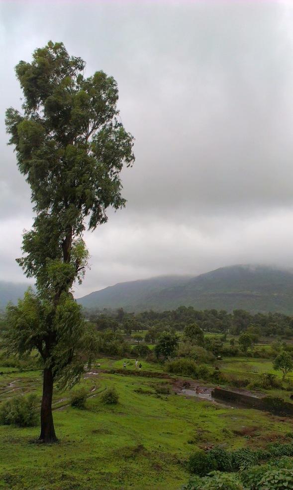 Monsoons : Igatpuri, India